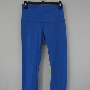 Lululemon Athletic Blue Carpi Size XS-S